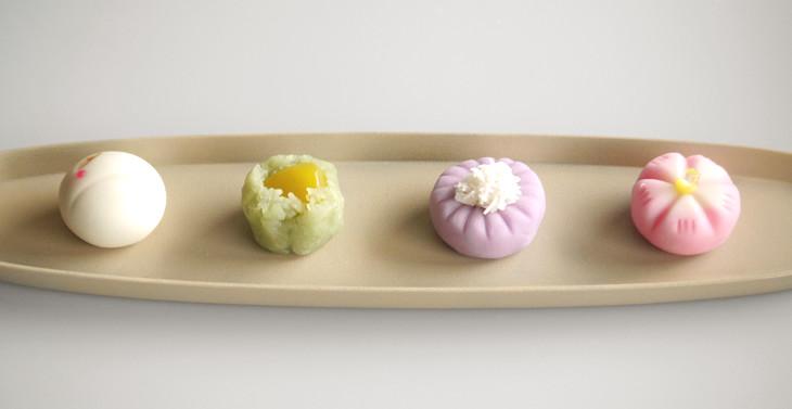 2016年9月の上生菓子(1)