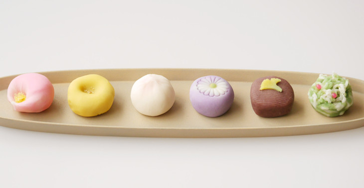 2016年11月の上生菓子(1)