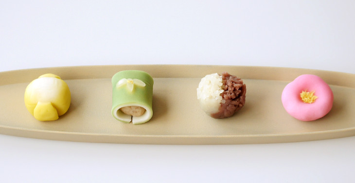 1月5日~1月10日の上生菓子