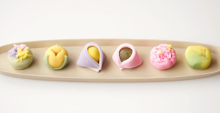 2月20日~3月3日の上生菓子