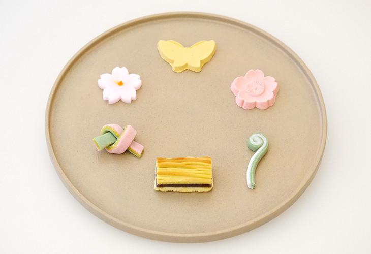 3月のお干菓子