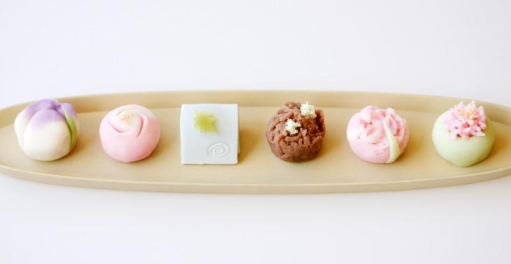 5月1日~5月14日の上生菓子