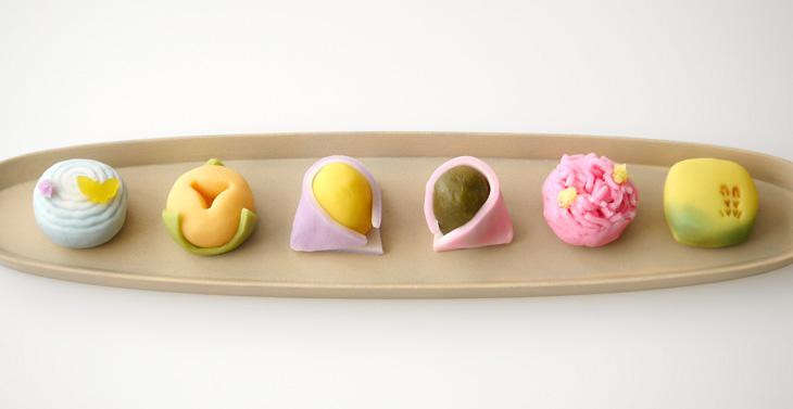 2月19日~3月3日の上生菓子
