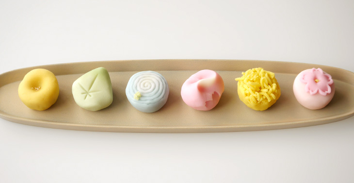 4月2日~4月8日の上生菓子